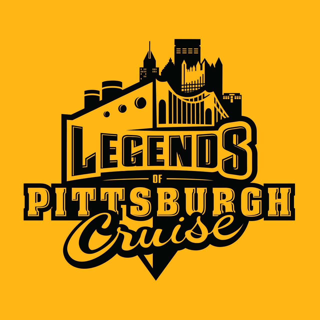 Legends of Pittsburgh Cruise 2019 Pre-Book